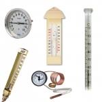 Θερμόμετρα μηχανικά - ενδεικτικά