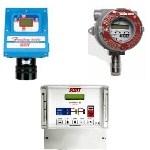 Ανιχνευτές αερίων / μετρητές αερίων μόνιμης τοποθέτησης