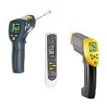 Θερμόμετρα οπτικά ψηφιακά φορητά για μέτρηση θερμοκρασίας μέσω υπέρυθρης ακτινοβολίας(IR)